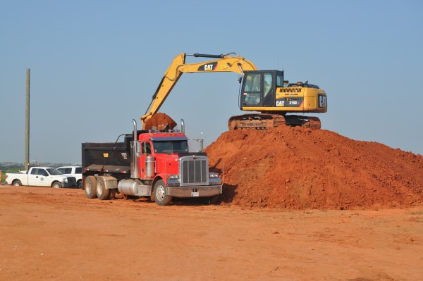 Allen Contracting | Shell Construction SH 74